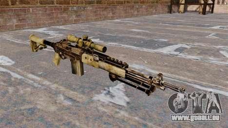 Scharfschützengewehr M21 Mk14 für GTA 4