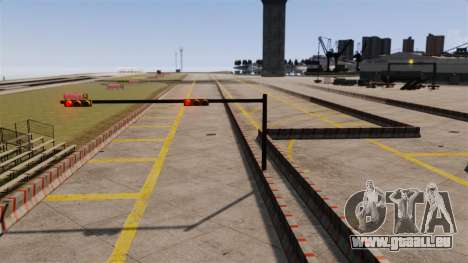 Airport RallyCross Track für GTA 4