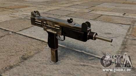 Uzi-Maschinenpistole für GTA 4