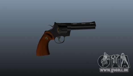 Revolver Python 357 6 in für GTA 4 dritte Screenshot