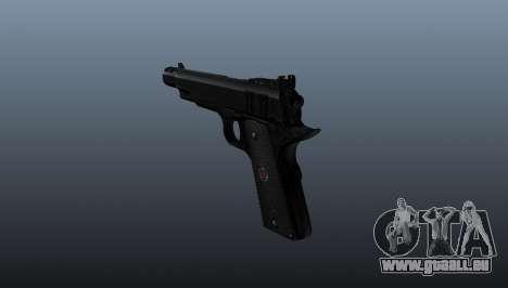 Colt Delta Elite Pistole für GTA 4 Sekunden Bildschirm
