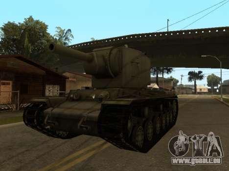 KV-2 pour GTA San Andreas
