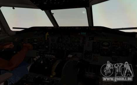 McDonnel Douglas DC-9-10 pour GTA San Andreas