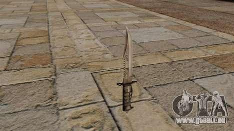Kampfmesser für GTA 4