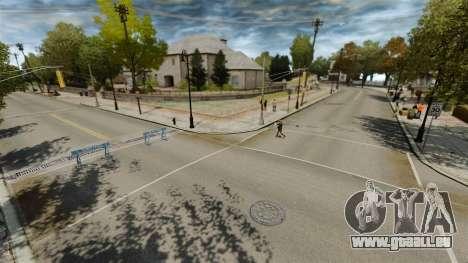 Supermoto Strecke für GTA 4 dritte Screenshot
