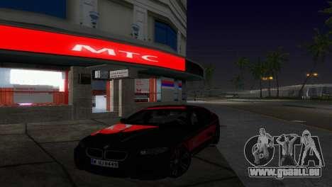Boutique de MTS GTA Vice City pour la deuxième capture d'écran