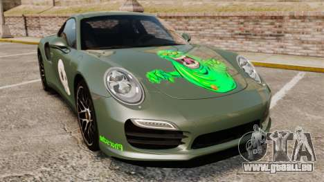 Porsche 911 Turbo 2014 [EPM] Ghosts für GTA 4