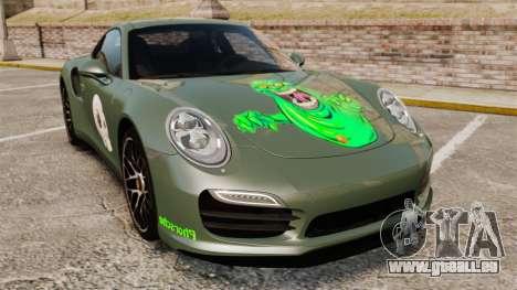 Porsche 911 Turbo 2014 [EPM] Ghosts für GTA 4