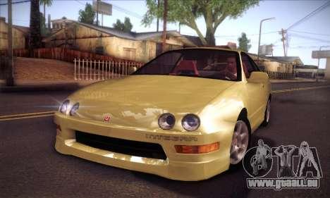 Honda Integra Drift für GTA San Andreas