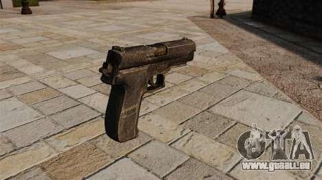 SIG-Sauer P226 pistolet pour GTA 4 secondes d'écran