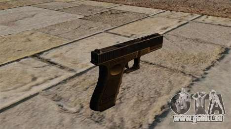 Auto Glock 18C pour GTA 4 secondes d'écran