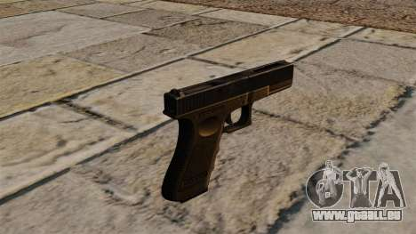 Auto Glock 18 c für GTA 4 Sekunden Bildschirm