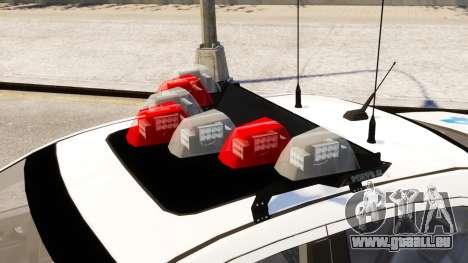 Ford Fusion LCPD 2011 [ELS] pour GTA 4 est un droit