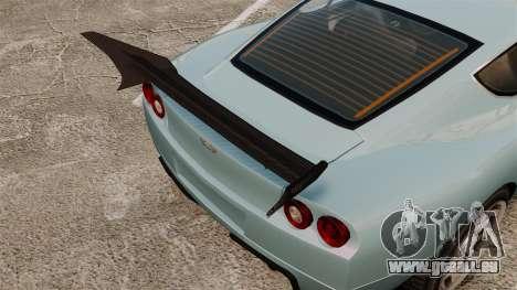Extreme Spoiler Adder 1.0.4.0 pour GTA 4 troisième écran