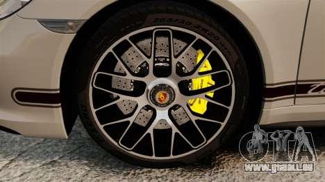 Porsche 911 Turbo 2014 [EPM] TechArt Design pour GTA 4 est une vue de l'intérieur
