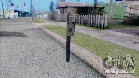 Clé à molette pour GTA San Andreas