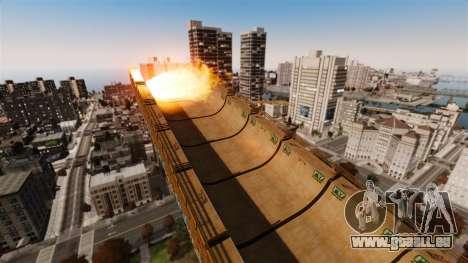 Algonquin Stunt Ramp für GTA 4 sechsten Screenshot