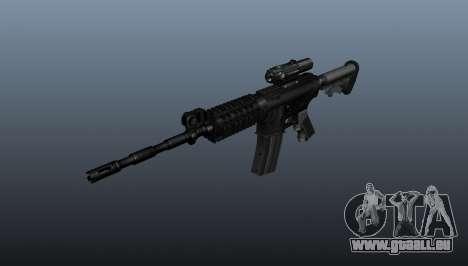 Carabine M4 du pique-notes pour GTA 4