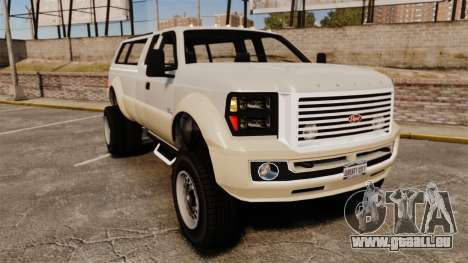 GTA V Vapid Sandking SWB 4500 pour GTA 4