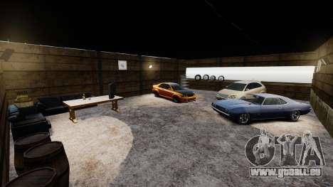 Auto Show v2 pour GTA 4 secondes d'écran