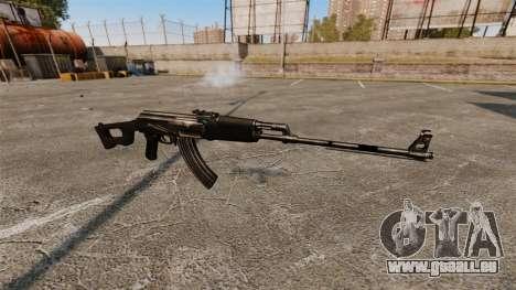 Kalaschnikow Maschinengewehr für GTA 4