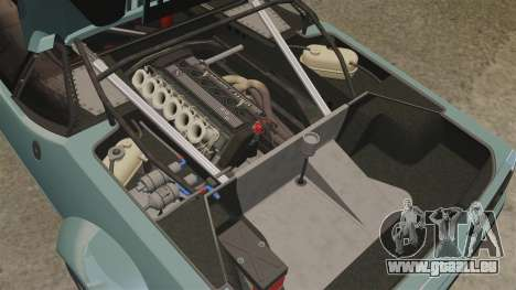 BMW M1 [EPM] pour GTA 4 est un côté