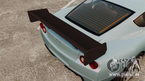 Extreme Spoiler Adder 1.0.4.0 für GTA 4 neunten Screenshot