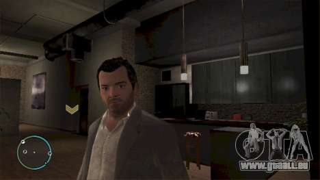 Michael De Santa from GTA V für GTA 4