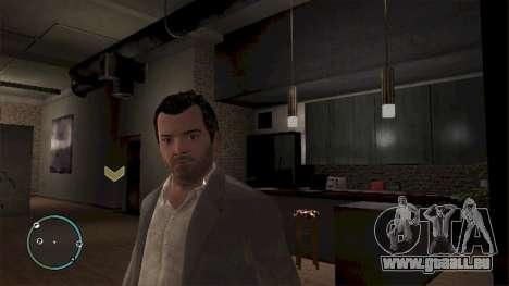 Michael De Santa from GTA V für GTA 4