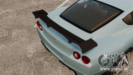 Extreme Spoiler Adder 1.0.4.0 pour GTA 4 sixième écran