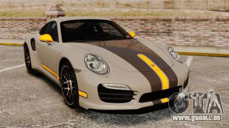 Porsche 911 Turbo 2014 [EPM] TechArt Design für GTA 4