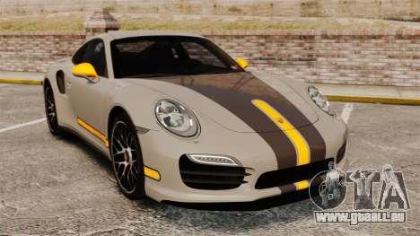 Porsche 911 Turbo 2014 [EPM] TechArt Design pour GTA 4