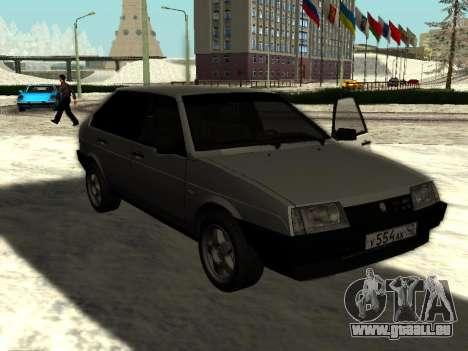 VAZ 21093i für GTA San Andreas