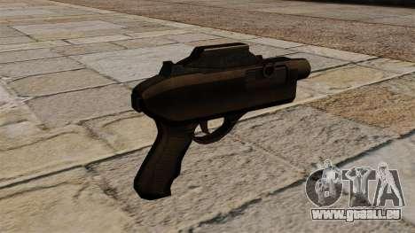 Pistolet Desert Eagle compact pour GTA 4 secondes d'écran