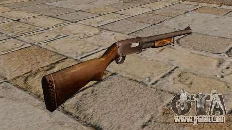 Fusil à pompe Remington pour GTA 4 secondes d'écran