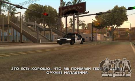 Ausgegebene Crack (FARGUS) für GTA San Andreas
