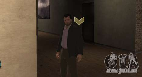 Michael De Santa from GTA V für GTA 4 weiter Screenshot