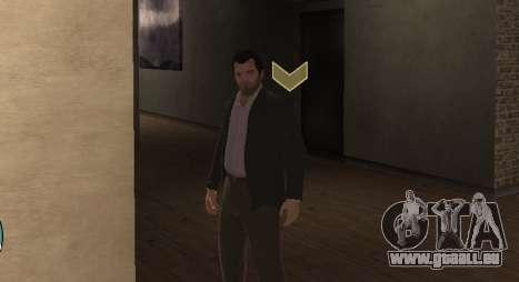 Michael De Santa from GTA V für GTA 4 weiter Screenshot