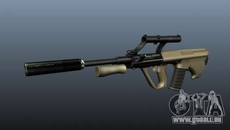 Fusil automatique de Steyr AUG pour GTA 4