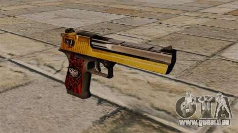 Desert Eagle Pistole Special für GTA 4