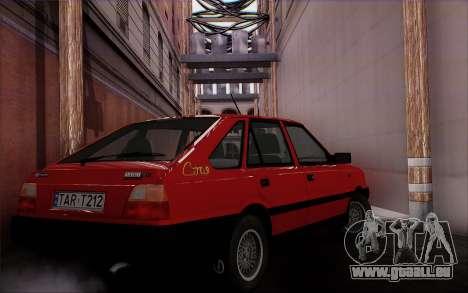 FSO Polonez Caro 1.4 GLI 16V pour GTA San Andreas laissé vue