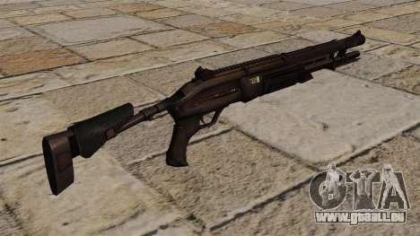 Fusil de chasse M1014 pour GTA 4 secondes d'écran