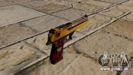 Desert Eagle Pistole Special für GTA 4 Sekunden Bildschirm