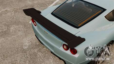 Extreme Spoiler Adder 1.0.4.0 pour GTA 4 dixièmes d'écran