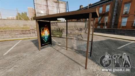 Neue Plakate an Bushaltestellen für GTA 4 weiter Screenshot