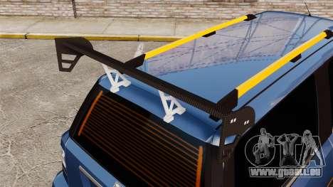 Extreme Spoiler Adder 1.0.4.0 für GTA 4 weiter Screenshot