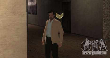 Michael De Santa from GTA V für GTA 4 dritte Screenshot