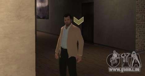 Michael De Santa from GTA V für GTA 4 dritte Screenshot