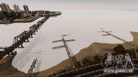 Gefrorenes Wasser für GTA 4 sechsten Screenshot