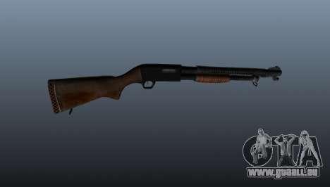 M1897 Trenchgun Schrotflinte für GTA 4 dritte Screenshot